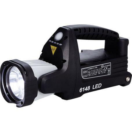Ročni reflektor (Ex) v protiesploziojski zaščiti