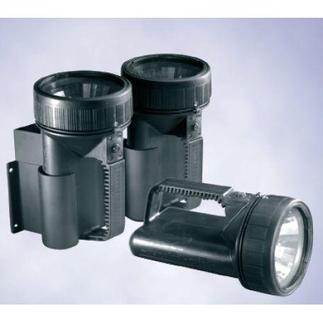 Žepna svetilka (Ex) v protiesplozijski zaščiti