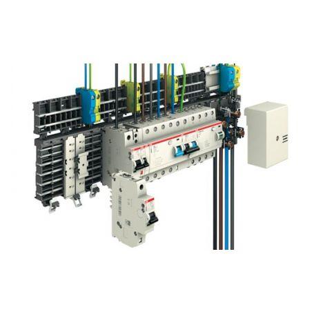 Zbiralcni sistem za razdelilnik
