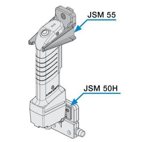 Adapterska plošča za industrijske konektorje