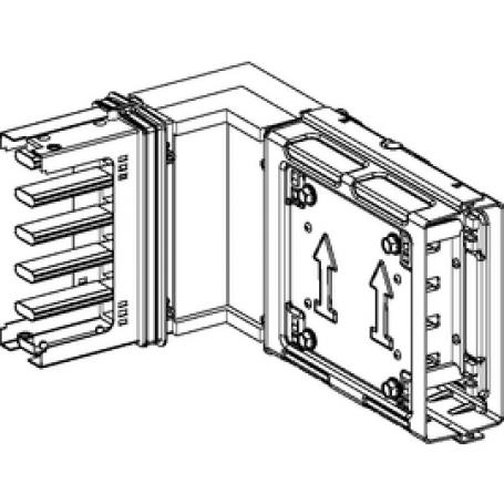 Kotni element zbiralčnega sistema