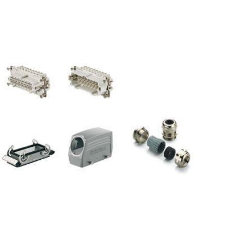 Pravokotni konektor (industrijski konektor)