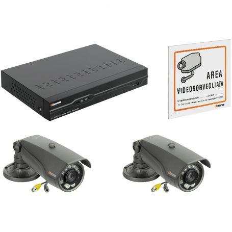 Kamera za nadzorni sistem