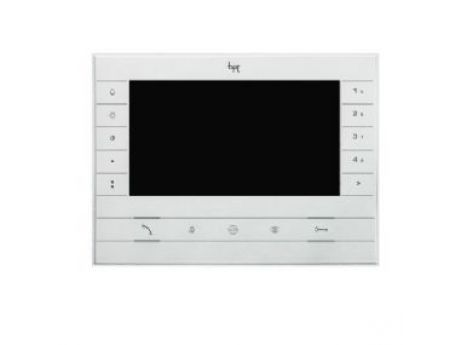 """MONITOR FUTURA X1 WH LCD 7"""" BEL BPT FUTURAX1BI 62100520"""
