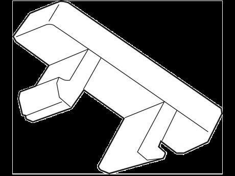 TABLICA MG-CPM-04 5X10 ZA SPONKE CEMBRE 41395