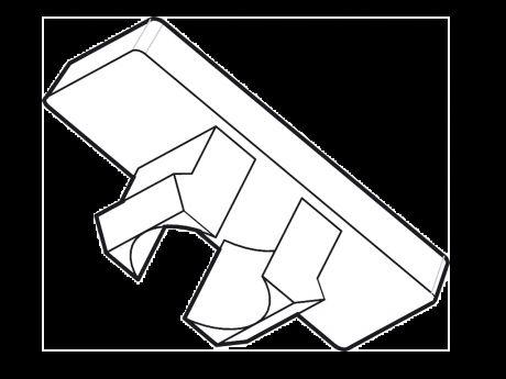 OZNAKA MG-CPM-10 ZA SPONKE CABUR CEMBRE 46192