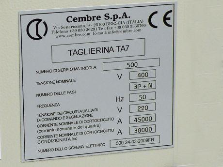 TABLICA MG-VRT-A 25X 50 ZA OMARO BELE BARVE SAMOLEP. 88916
