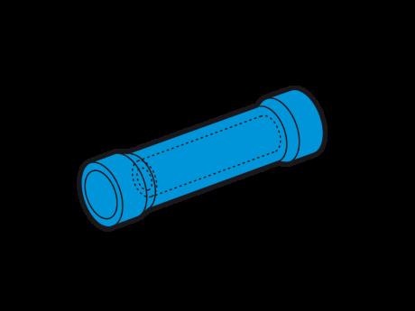 TULEC VEZNI IZOLIRANI  CU 1.5-2.5 PVC L25P L06-M