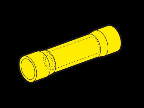 TULEC VEZNI IZOLIRANI  CU 4-6/L32 PVC L32 PL1-M