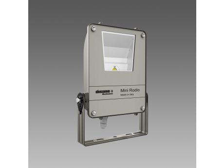 REFLEKTOR MINIRODIO LED 54W 4000K ASIMETRIČNI 6236lm IP66