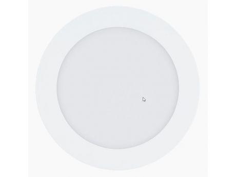 SVETILKA VGRADNA FUEVA LED 12W 170mm 3000K 220V DIM. BELE B.
