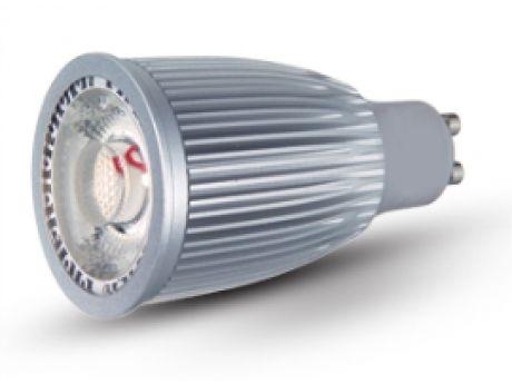 SIJALKA LED PAR16 220/240 8W GU10  3000K TRIAC REGULACIJA