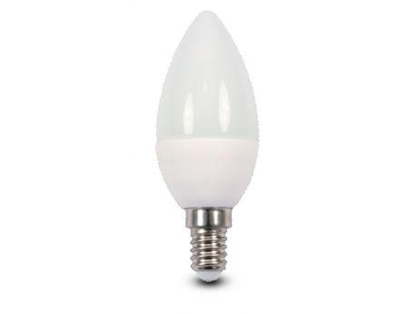 SIJALKA LED CANDLE E14 5W 230V OPAL 470LM 3000K