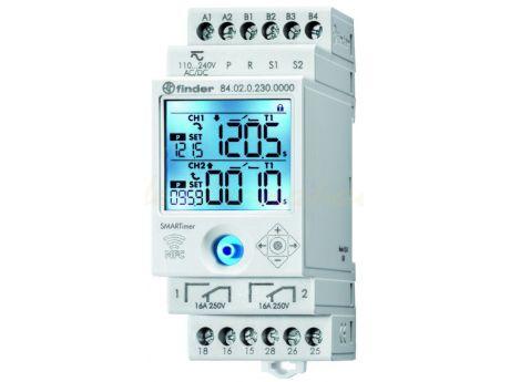 TIMER SMART DIG. 16A 1 CO + 1 CO 16A 840202300000