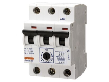 MOTOR PROTECTION SWITCH 25-40A GW96763