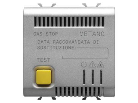 DETECTOR. CH4 2M 12V AC/DC TITANIUM GW14712