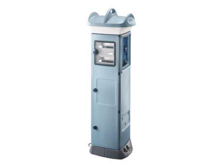STEBRIČEK PRAZEN QMC63C UNWIRED FOR CAMPSITE L. BLUE GW68714A