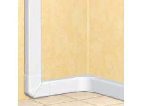 KANAL PARAPETNI DLP 35X80 PVC BEL 010411