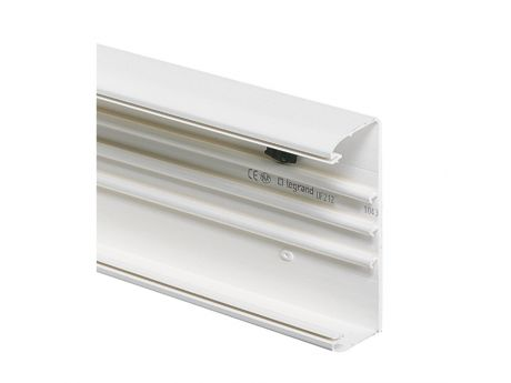 KANAL PARAPETNI DLP 65X105 PVC BEL 010423