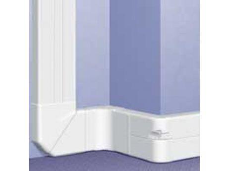 KANAL PARAPETNI DLP 65X195 PVC BEL 010453