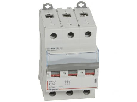 ISOLAT. SWITCH DX3-IS 3P 63A SIVA ROČICA 406461