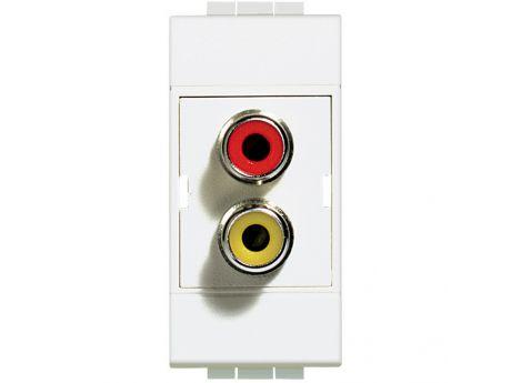 KONEKTOR LIVINGLIGHT RCA N4269R