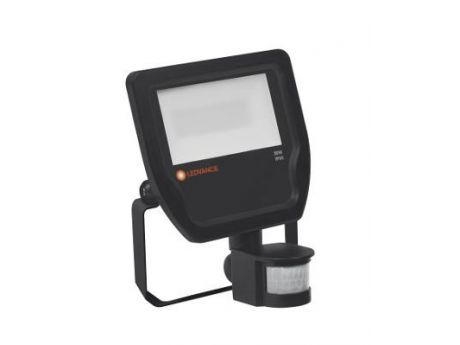 REFLEKTOR LED 20W 4000K ČRN S SENZORJEM-NADOM.10251883