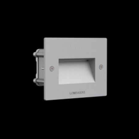 VGRADNA ZUNANJA SVETILKA FIX 506 IP66 ANTRACIT LED 3000K 750lm