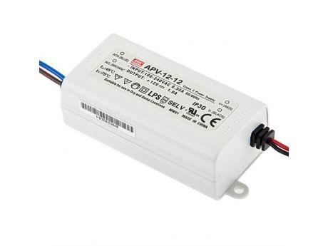 NAPAJALNIK APV-12-12 12W 1A 12VDC
