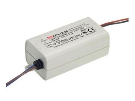 NAPAJALNIK APV-12-24 12W 0,5A 24VDC