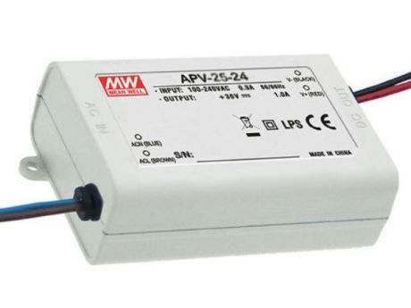 NAPAJALNIK APV-25-24 25W 1,05A 24VDC