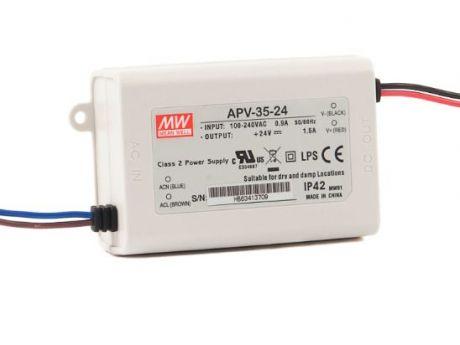 NAPAJALNIK APV-35-24 35W 1,5A 24VDC