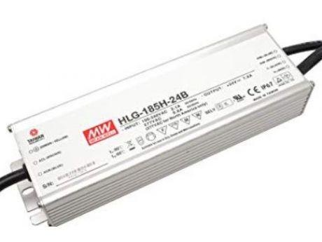 NAPAJALNIK HLG-185H-24A 185W  24V DC IP65
