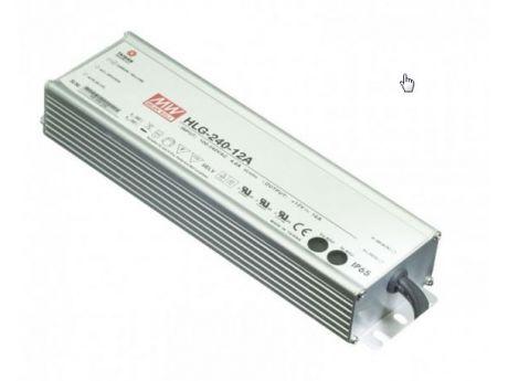 NAPAJALNIK HLG-240H-12A 240W 12V DC IP65