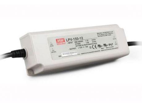 NAPAJALNIK LPV-150-12 150W 12VDC IP67