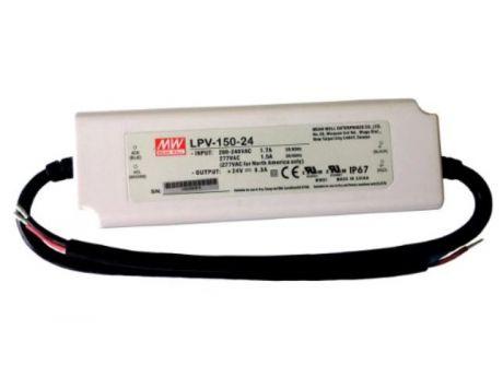 NAPAJALNIK LPV-150-24 150W 24VDC IP67