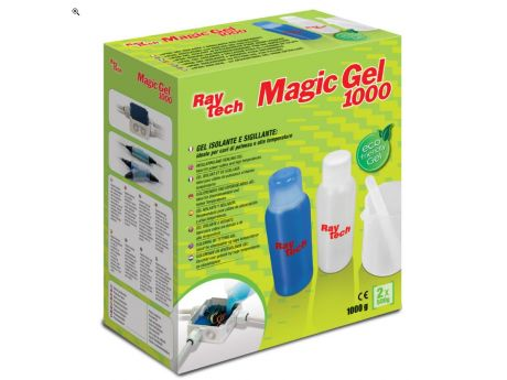 KIT GEL DVOKOMPONENTNI  500+500ML IP68 MAGIC-GEL