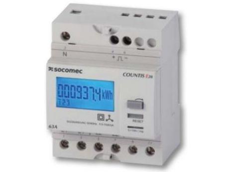 ŠTEVEC ELEKTRIČNE ENERGIJE E20 3F 63A  SOCOMEC 48503003