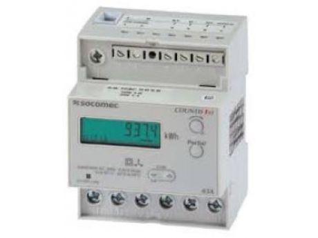 ŠTEVEC ELEKTRIČNE ENERGIJE E25 3F 63A M-BUS  SOCOMEC 48503037