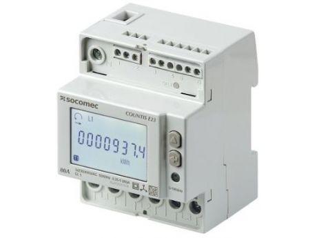 ŠTEVEC ELEKTRIČNE ENERGIJE E23 3F 63A RS485 MODBUS  SOCOMEC 48503050