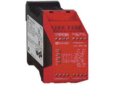 MODUL XPSAK - IZKLOP V SILI - 24 V AC DC XPSAK311144
