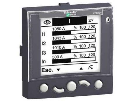 PRIKAZOVALNIK FDM 121 (96*96MM) TRV00121