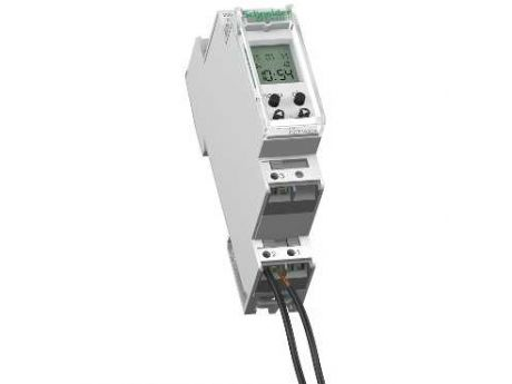 DIGITAL TIME SWITCHES 24H/7D 18MM 1 CHAN CCT15854