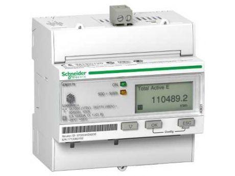 ŠTEVEC ENERGIJE IEM3175 - 63A - LON - 1 DIGITALNI I - VEČTARIFNI A9MEM3175
