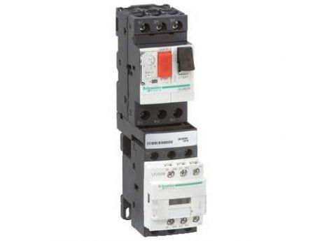 KOMBINIRAN ZAGANJALNIK DOL - TESYS GV2-DM - 2,5 DO 4 A - 230 V AC GV2DM108P7