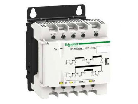 TRANSFORMATOR 230-400/2X24V 63 VA ABT7PDU006B