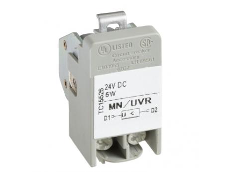 SPROSTITEV NAPETOSTI COMPACT MN - 110 DO 130 V AC 50/60 HZ 28081