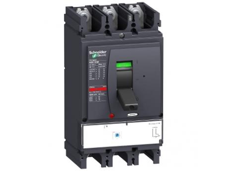 ODKLOPNIK COMPACT NSX630F - MICROLOGIC 1.3 M - 500 A - 3 POLI 3D LV432948