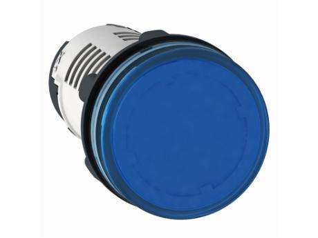 SIGNALNA SVETILKA - LED - MODRA - 24 V XB7EV06BP