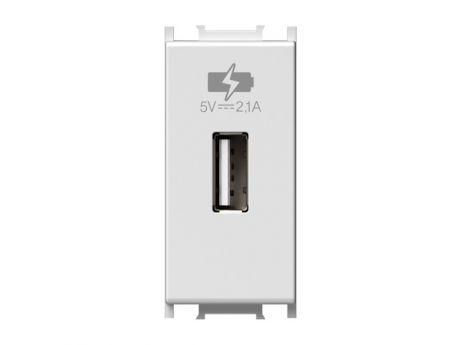 POLNILNIK MODUL USB 5V 2,1A 1M  BEL EM66PW-U PAKIRANJE UNIPACK